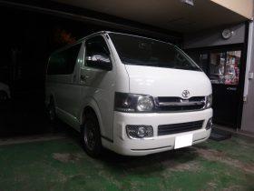 トヨタ HIACE ハイエースV KDH205V
