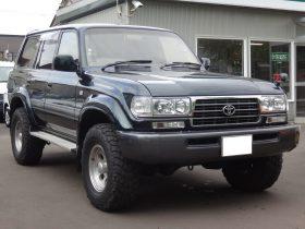 トヨタ ランドクルーザー VX‐LTD HDJ81V