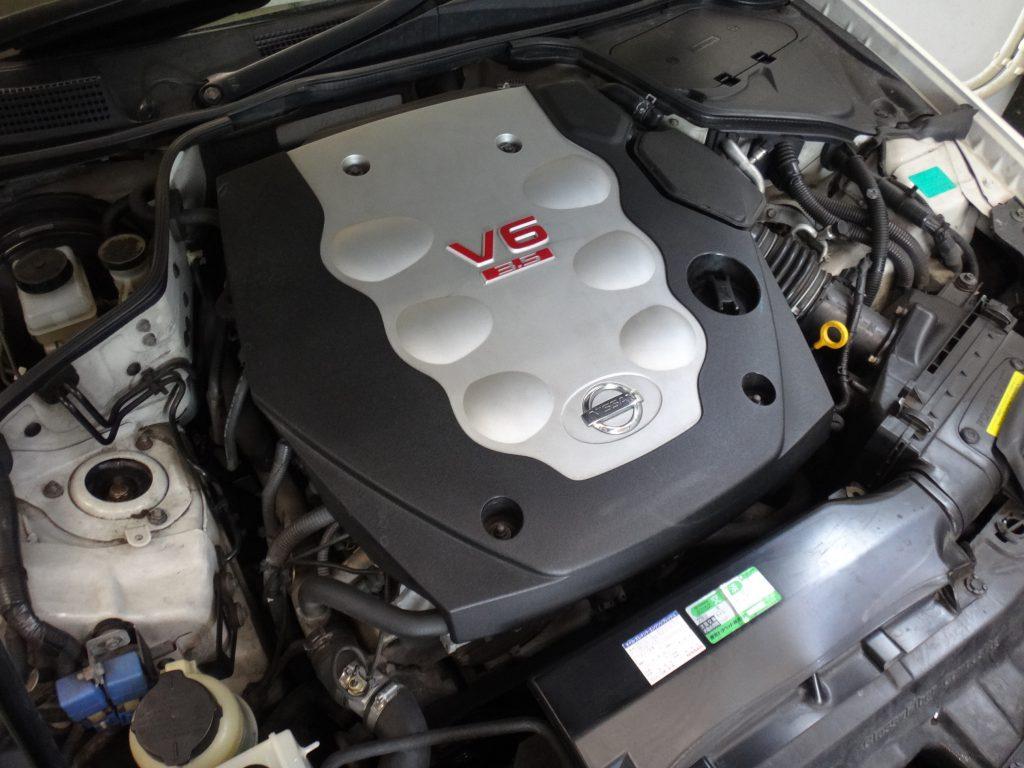 VQ35 スカクー 35スカイライン