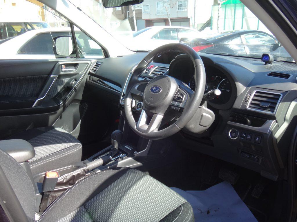 アイサイト アドバンスセーフティ SUV 4WD MFD