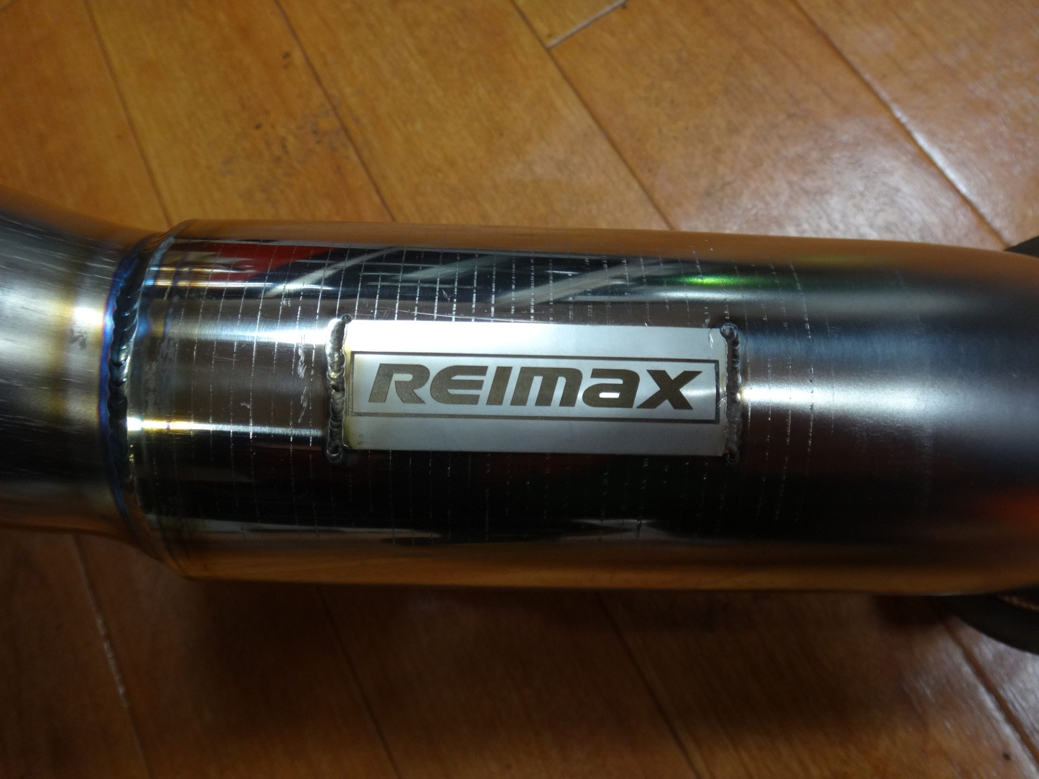 REIMAX,GT-R,オールステンレス,車検対応,フロントパイプ,BNR34,