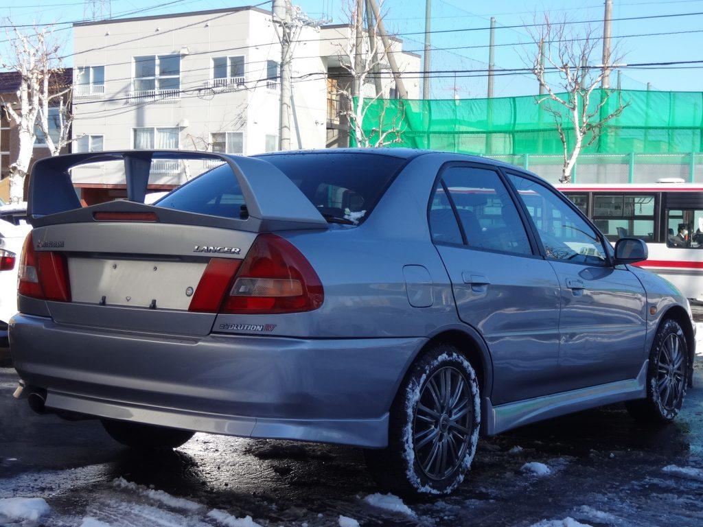 4G63 エボ ランエボ WRC