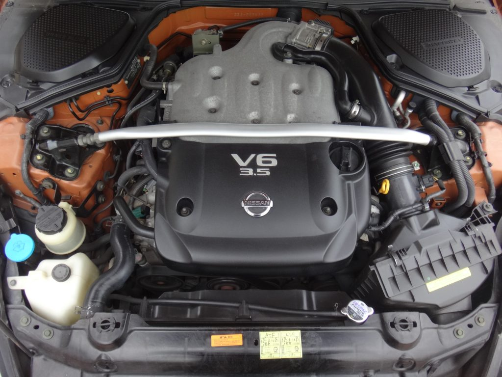 VQ35 Z Z33 33Z FR