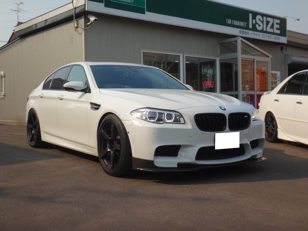BMW,M5,FV44M,アルミホイール,プロドライブ,20インチ,輸入車,