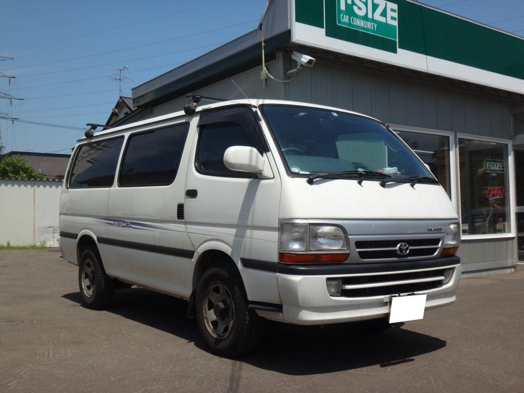 トヨタ,ハイエースV,LH178V