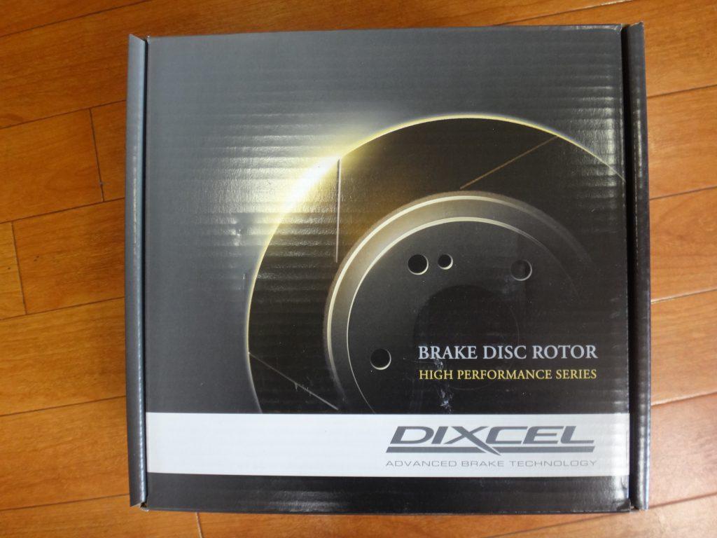 DIXCEL ディクセル Fブレーキローター