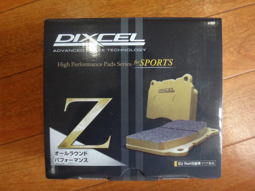 DIXCEL ディクセル Fブレーキパッド