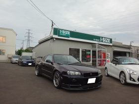 日産 ニッサン スカイライン GT-R BNR34
