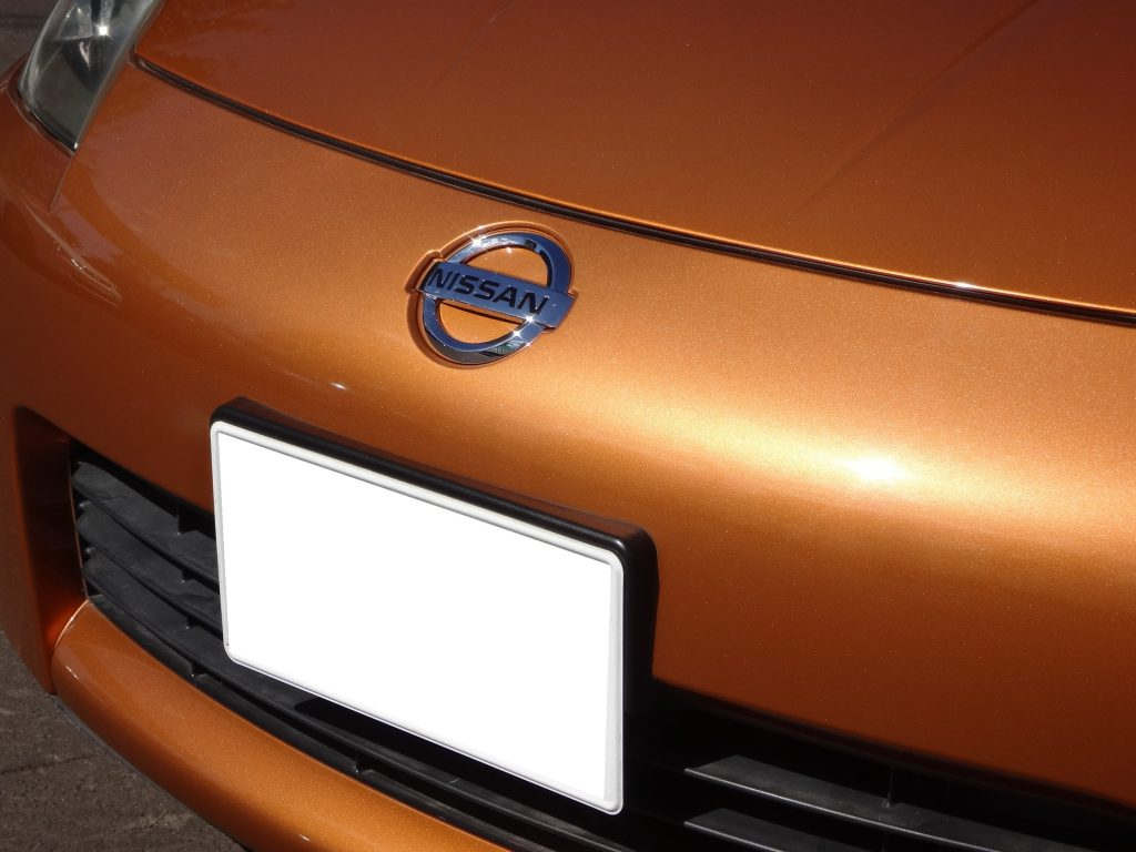 日産 ニッサン フェアレディZ Z33