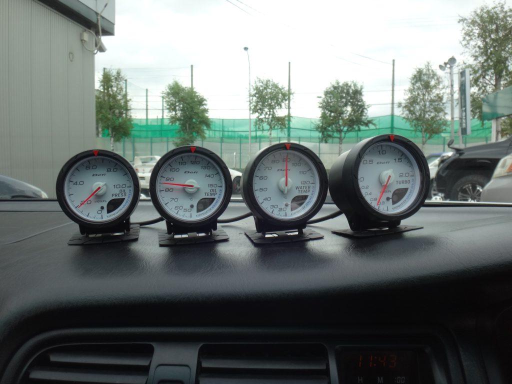 1JZ、トヨタ、ツアラーV、デフィ、DEFI