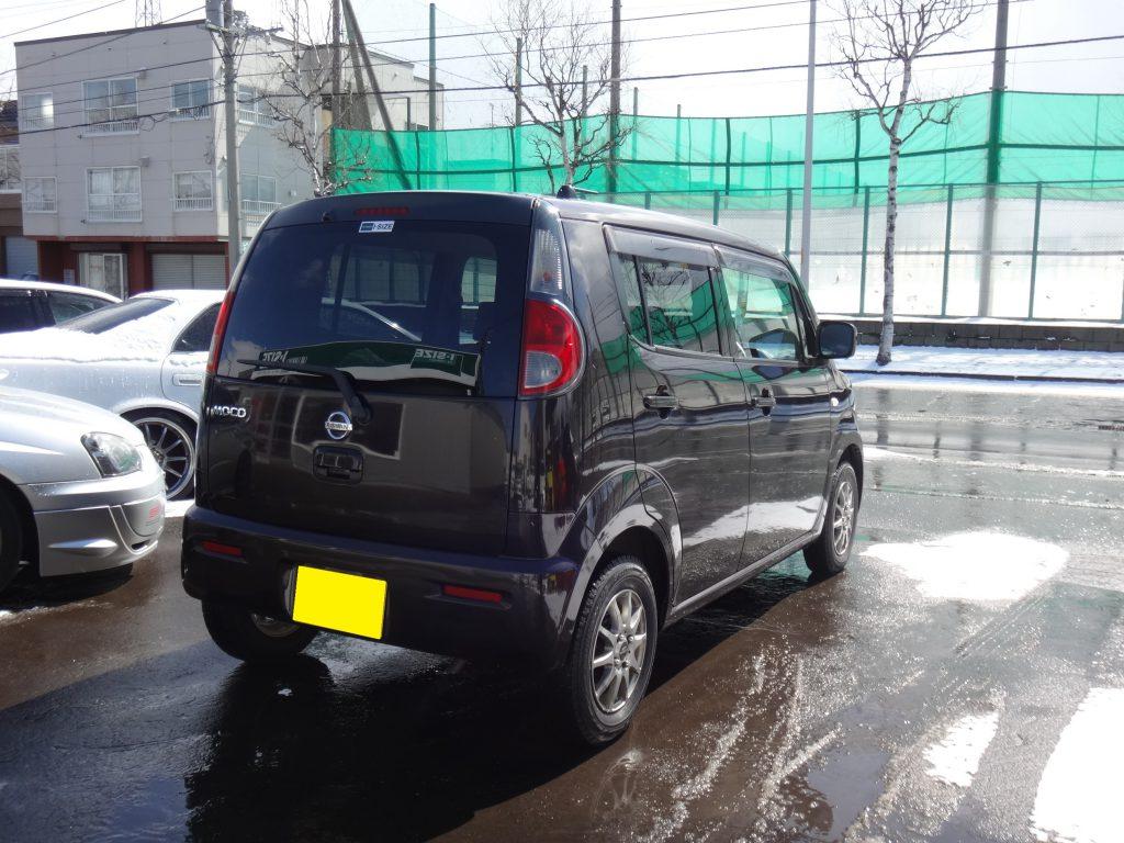 モコ 四駆 4WD
