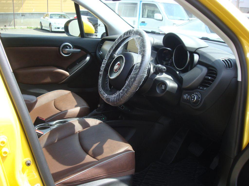 FIAT,フィアット,500X,
