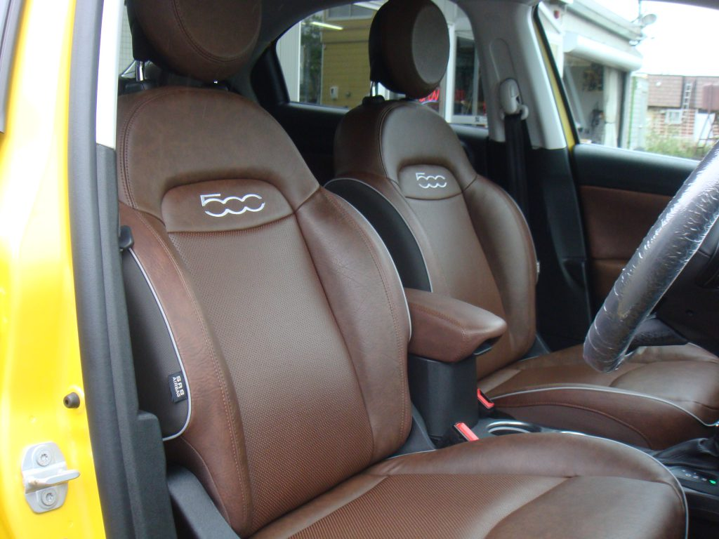 FIAT,フィアット,500X,イエロークロス,限定車,